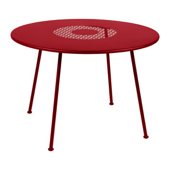 Lorette Garden Table - Poppy