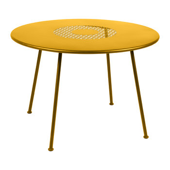 Lorette Garden Table - Honey