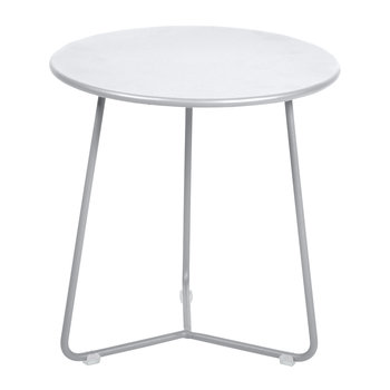Cocotte Side Table - Cotton White