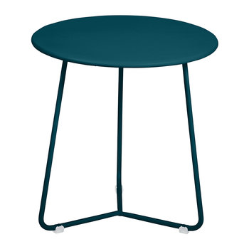 Cocotte Side Table - Acapulco Blue