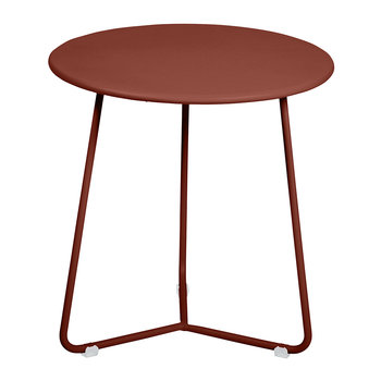 Table d'Appoint Cocotte - Ocre Rouge