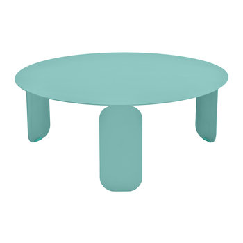 Bebop Low Table - Lagoon Blue