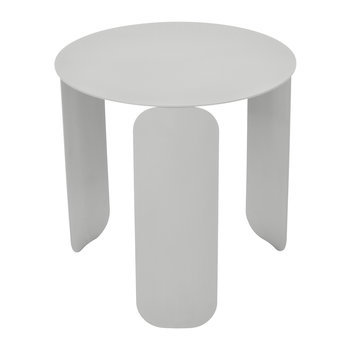 Bebop Side Table - Steel Gray