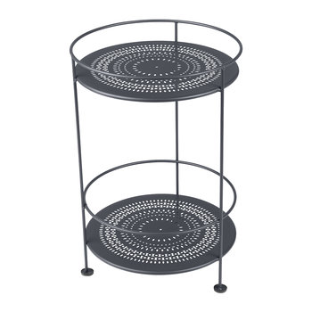 Guinguette Side Table - Anthracite