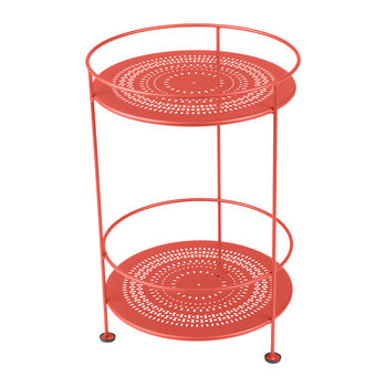 Guinguette Side Table - Poppy