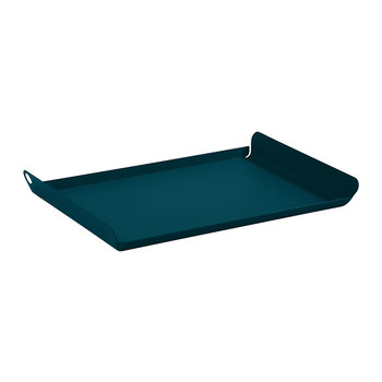 Alto Tray - Small - Acapulco Blue