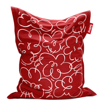 Jordy Bean Bag - Red