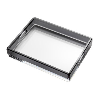 Vassoio Tray - Black