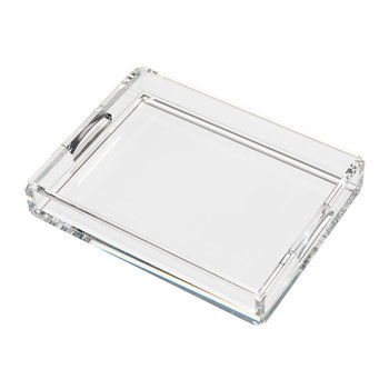 Vassoio Tray - Clear