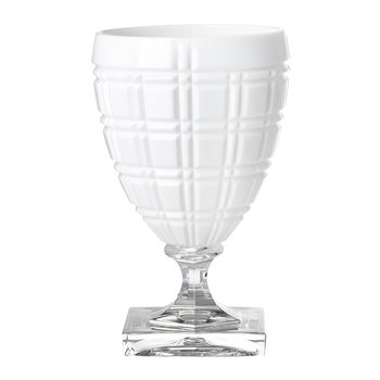 Winston Water Glass - White