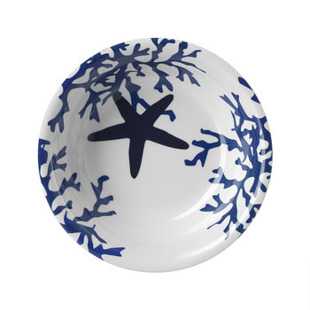 Corallo Plate - Blue - Small