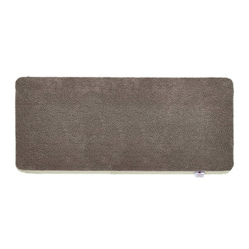 Washable Recycled Door Mat - Pebble
