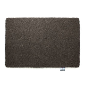 Washable Recycled Door Mat - Clove Brown