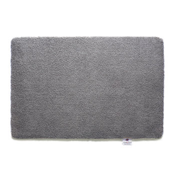 Washable Recycled Door Mat - Grey