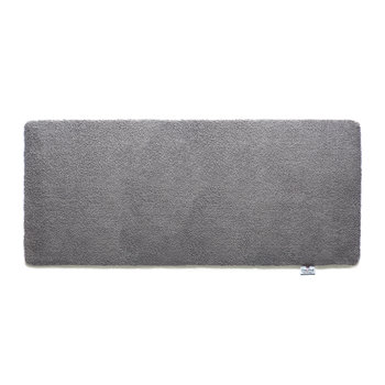 Washable Recycled Door Mat - Gray