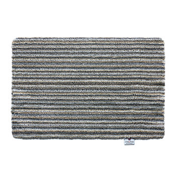 Washable Recycled Door Mat - Portland Stripe