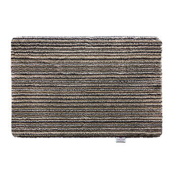 Washable Recycled Door Mat - New England Stripe