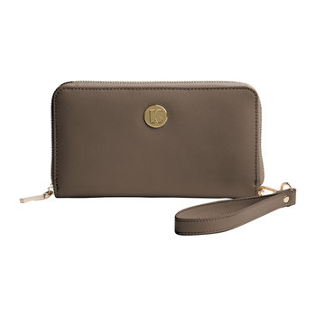 cPurse with Power Bank - Warm Grey