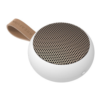 aGo Bluetooth Speaker - White