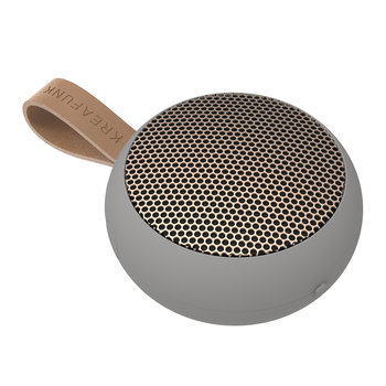 aGo Bluetooth Speaker - Cool Gray