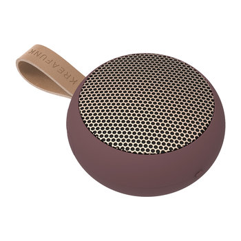 Enceinte Bluetooth aGo - Prune