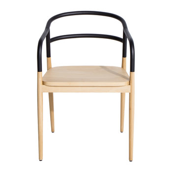 Dojo Bridge Chair - Black