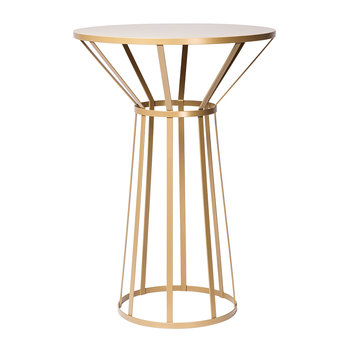 Hollo Table for 2 - Gold