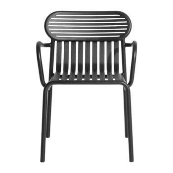 Week End Bridge Chair - Black