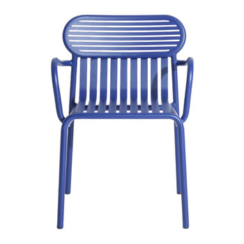 Week End Bridge Chair - Blue