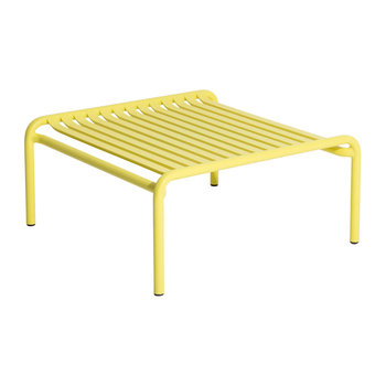 Week End Coffee Table - Yellow