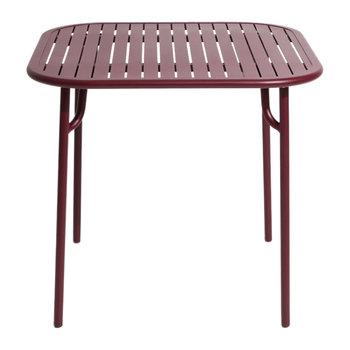 Week End Side Table - Red