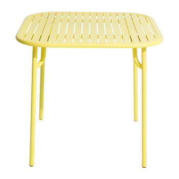 Week End Side Table - Yellow