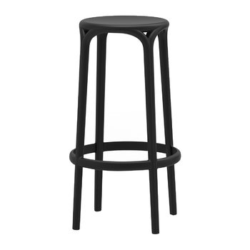 Tabouret de Bar Brooklyn - Noir