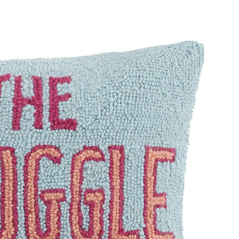 The Struggle Is Real Cushion - 40x40cm