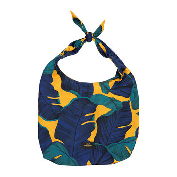 Satin Tote Bag - Barbados