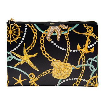 Sailor Satin Laptop Case - 13""
