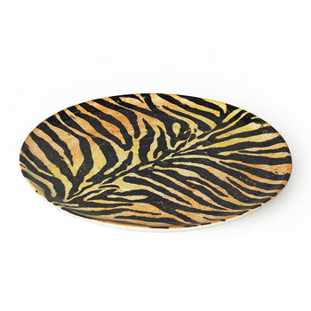Into The Jungle Tiger Platter