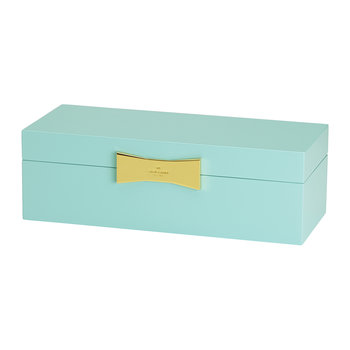 Garden Drive Large Jewelry Box - Turquoise