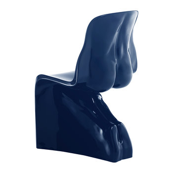 Him Chair - Pearl Night Blue