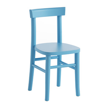 Baby Cherish Chair - Blue