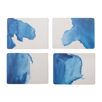Coastline Placemats - Set of 4