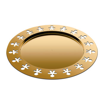 Girotondo Tray - Gold
