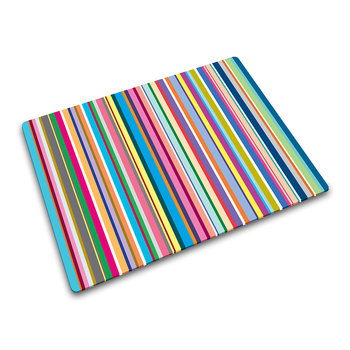 Worktop Saver - Thin Stripes