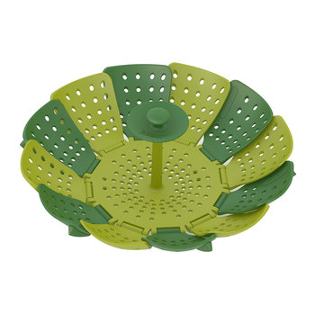 Lotus Plus Steaming Baskets - Green