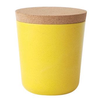 Claro XXL Storage Jar - Lemon