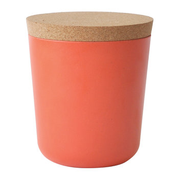 Claro XXL Storage Jar - Persimmon