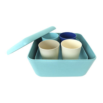 Go Picnic Set - Lagoon/Stone/Royal Blue/White