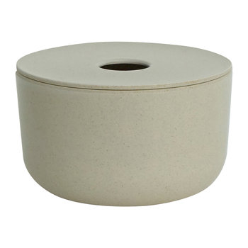 Bano Small Storage Box - Stone