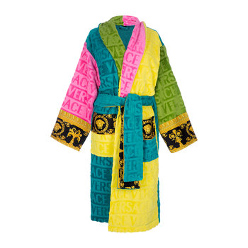 I Love Baroque Bathrobe - Multicolour