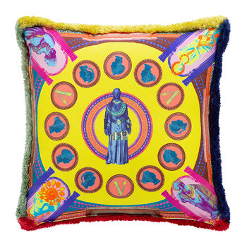 Vittoria Print Cushion - Multicolour